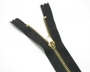 Brass Zipper